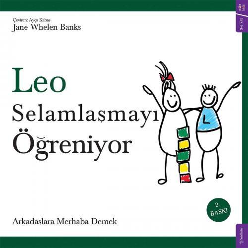 Leo Selamlaşmayı Öğreniyor Jane Whelen Banks