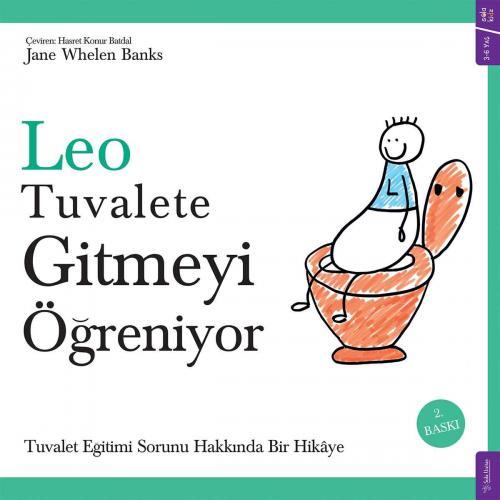 Leo Tuvalete Gitmeyi Öğreniyor Jane Whelen Banks